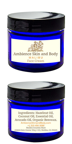 Ambience Skin and Body Face Cream, Malibu, CA